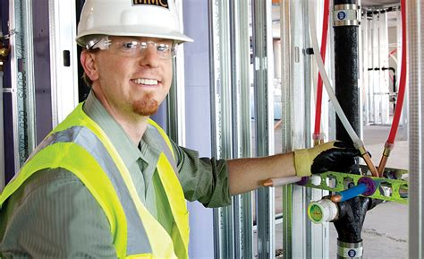 Plumbing Best Practices by Best Practices For Installing Pex A In Commercial Plumbing