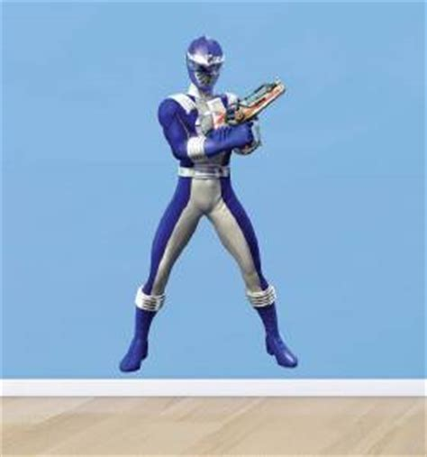 power ranger wall stickers blue power ranger decal removable wall sticker home decor bedroom color ebay