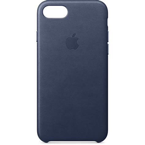 h iphone 8 apple iphone 8 7 leather midnight blue mqh82zm a b h