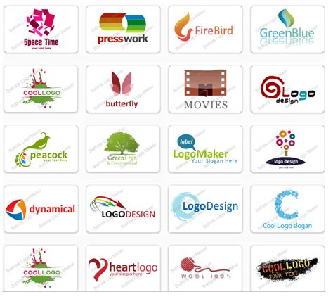 logo design maker mac sothink logo maker icons software 20 off discount for pc