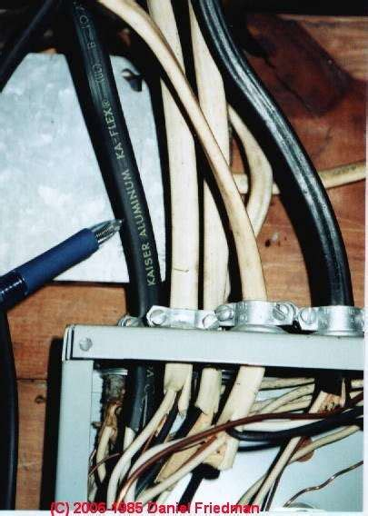 should buy house aluminum wiring how to recognize aluminum electrical wiring in buildings