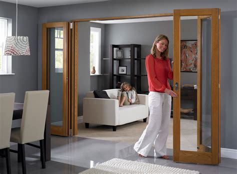Dividing Doors Living Room Uk Bifold Doors Interior Folding Room Dividers