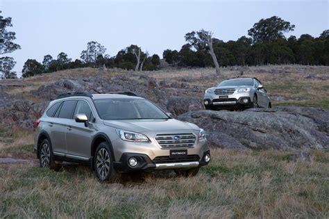 2020 Subaru Outback Unveiling by Subaru News 2015 Subaru Outback On Sale From 35 990