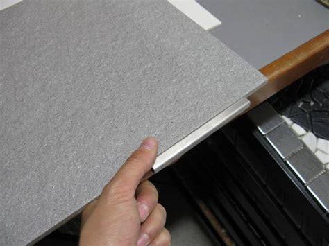 profilo piastrelle profilo in alluminio anodizzato adatto come decoro fra le