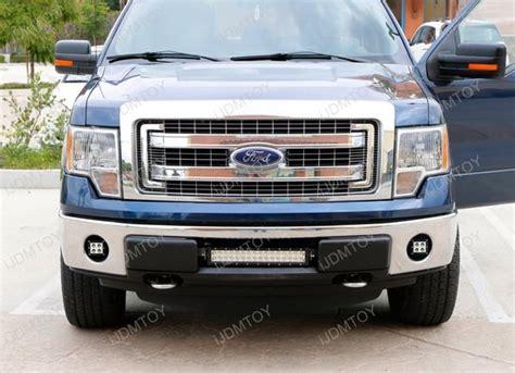 2006 f150 lights 2006 2014 ford f 150 cree high power led fog light kit