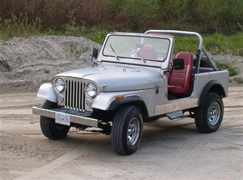 jeep 1986 cj7 nathan cj7 1986 jeep cj7 specs photos modification info
