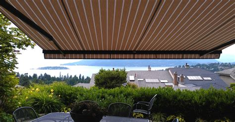motorized awnings canada retractable awning retractable awnings ontario