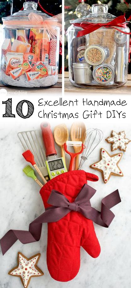 10 excellent handmade christmas gift diys page 2 nifty