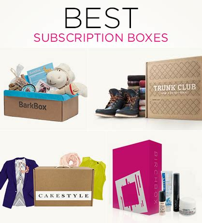 The Best Subscription Boxes For The Best Subscription Boxes Ladylux Luxury Lifestyle Technology And Fashion Magazine