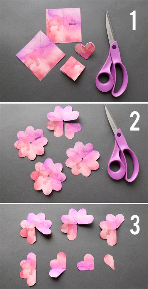 Learn How To Make Paper Flowers - make gorgeous paper roses with this free paper