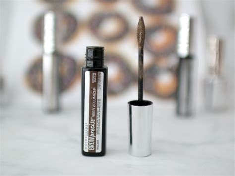 Maybelline Bow Precise Fiber Volumizer sees in atlanta new maybelline brow precise 174 fiber volumizer review