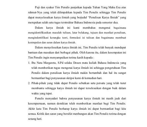 format makalah fisika contoh kata pengantar fisika contoh kr
