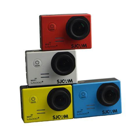Dan Spesifikasi Sjcam 5000 Plus sjcam sj5000 plus sport camcorder 16 mp hitam lazada indonesia