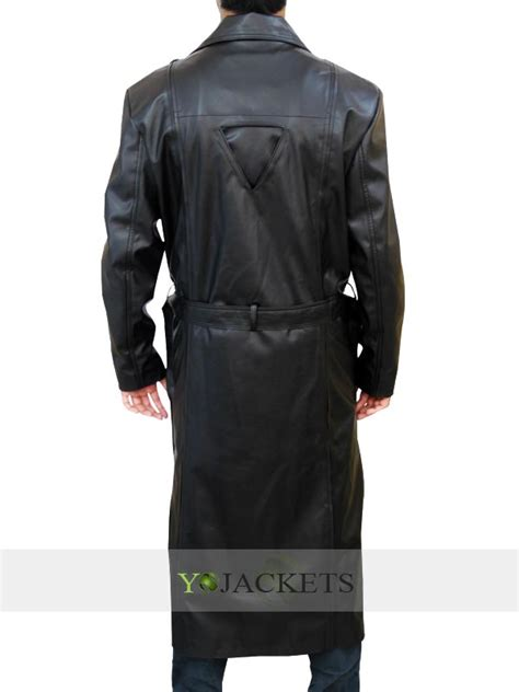 henshin online reports godzilla 3 d july 13 2005 wesley snipes trench black leather blade coat rachael