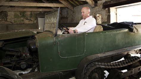 Discover The World Of Drew Pritchard Restoration Expert