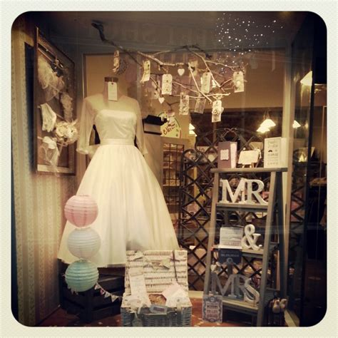 Wedding Window by Wedding Display Windows New Wedding Shop Window
