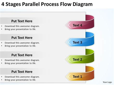 Business Analysis Diagrams Process Flow Powerpoint Process Flow Powerpoint Template