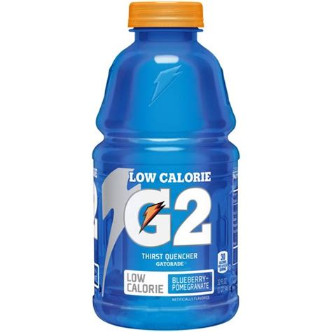 supplement for leg crs gatorade low calorie