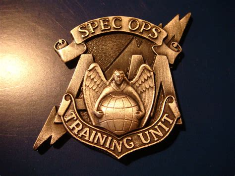 special ops badges the pj pararescue collectors usaf special operations