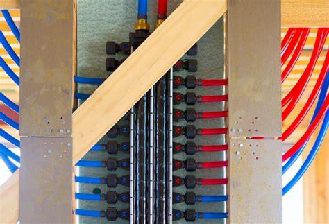 pex manifold system pros  cons green garage