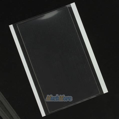 Adhesive Clear Led Screens - lot 5 oca lcd screen glass optical clear adhesive sticker