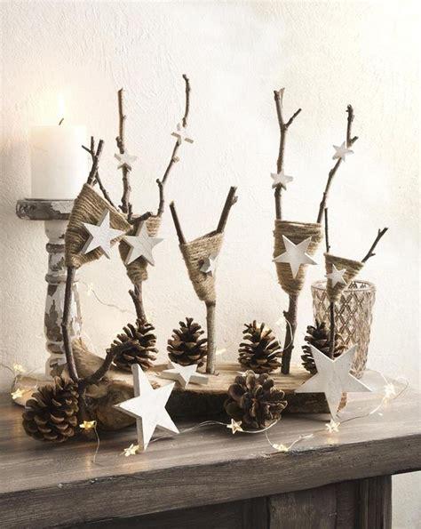 weihnachtsdekoration fenster selber machen weihnachtsdeko aus der natur ideen zum selbermachen