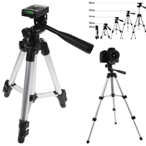 professional folded travel tripod digital camcorder for canon nikon ebay
