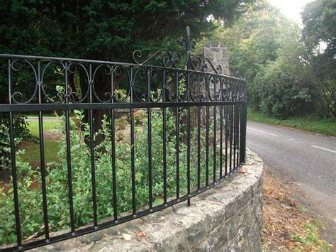 garden banister garden railings northern ireland bam fabrications