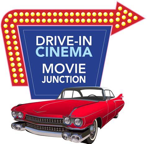 free drive free drive in cinema sign