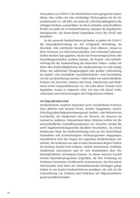 Deutschland Stipendium Bewerbung Motivationsschreiben Muster Motivationsschreiben Fr Ein Stipendium Zum