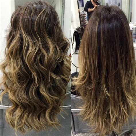 does hair look like ombre when highlights growing out arquivos ombr 233 hair fashioncoolture
