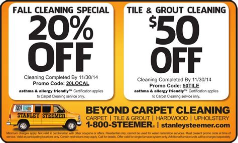 stanley steemer coupon codes 2017 2018 best cars reviews