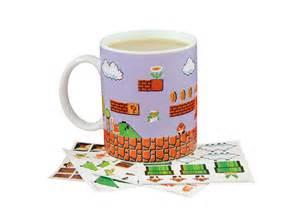Nintendo super mario bros mario maker mug merchoid
