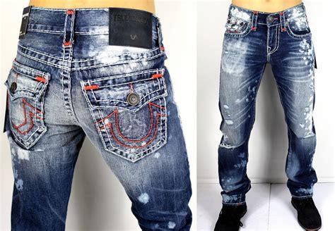 True Religion Jeans Gift Card - true religion men s 399 ricky straight super t brand jeans m859nwy1 ebay