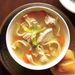 comforting chicken soup recipes cooking light