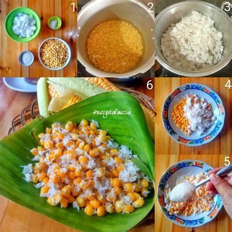 resep grontol jagung camilan jadul  sederhana tapi