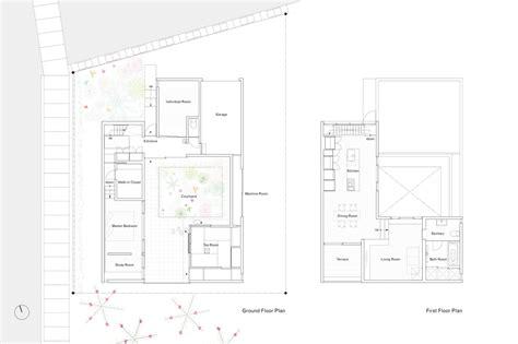 Courtyard House Atelier Drome A D | courtyard house atelier drome a d