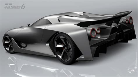 nissan gran turismo price new video screenshots of nissan concept 2020 in gt6