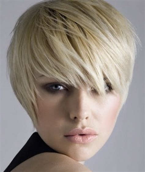 short blonde layered haircut pictures short blonde hairstyles 2015