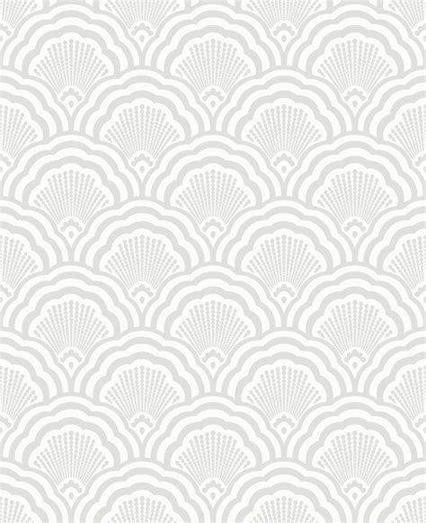shell patterned blown vinyl supatex oyster shell paintable white blown vinyl wallpaper