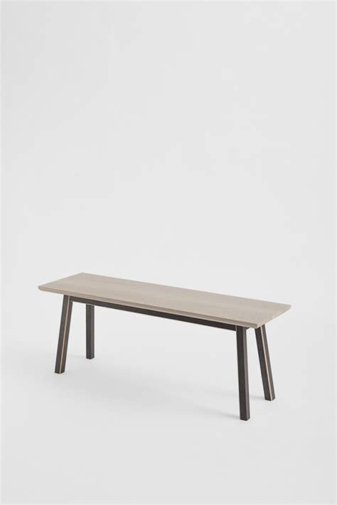 dahlia bench a furniture collection inspired by drain pipes design milk