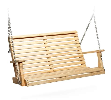 back swings roll back swings wood leisure lawns collection