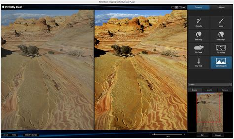 Landscape Photography Editing Software Twip Apps 02 Perfectly Clear A Retouching App
