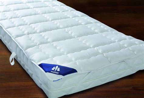 matratze auflage matratzenauflage 187 unterbett merino wash 171 irisette