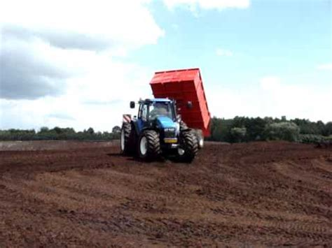 peat company grooten  holland ts  ford  youtube