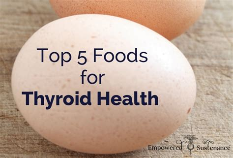 thyroid healing cookbook 50 thyroid treatment meals nourish and detoxify books top 5 foods for thyroid health