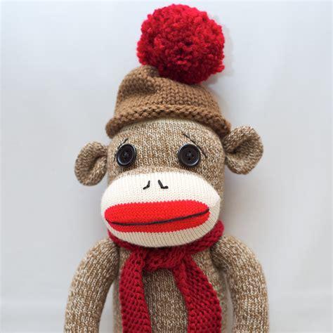 sock monkey sock monkey sewing sock toys