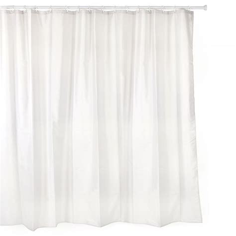 duschvorhang mit bleiband textil duschvorhang wei 223 220x200 cm vorhang dusche