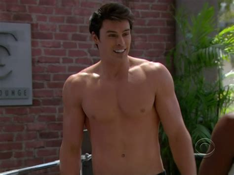 Adam Gregory Shirtless On Bold And The Beautiful 20110701 Shirtless | adam gregory working out on the bold and the beautiful 06