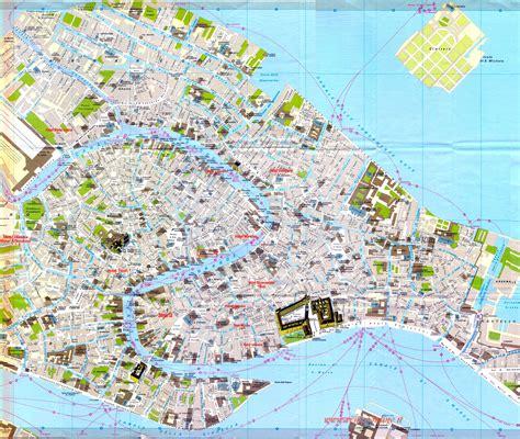 venice italy map venice map venice italy mappery